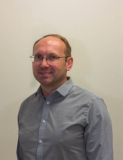 Chris D'Orazio, PLS - Project Surveyor